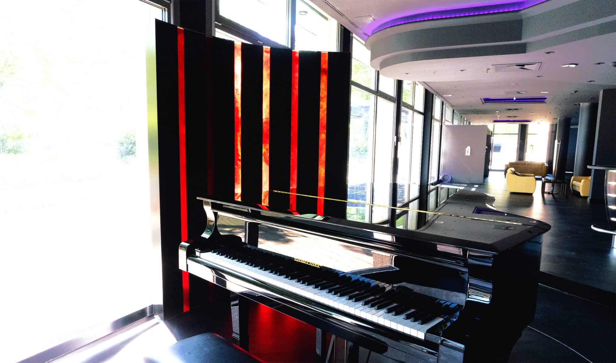 Lobby - stays by friends Bochum Hotel near Vonovia Ruhrstadion