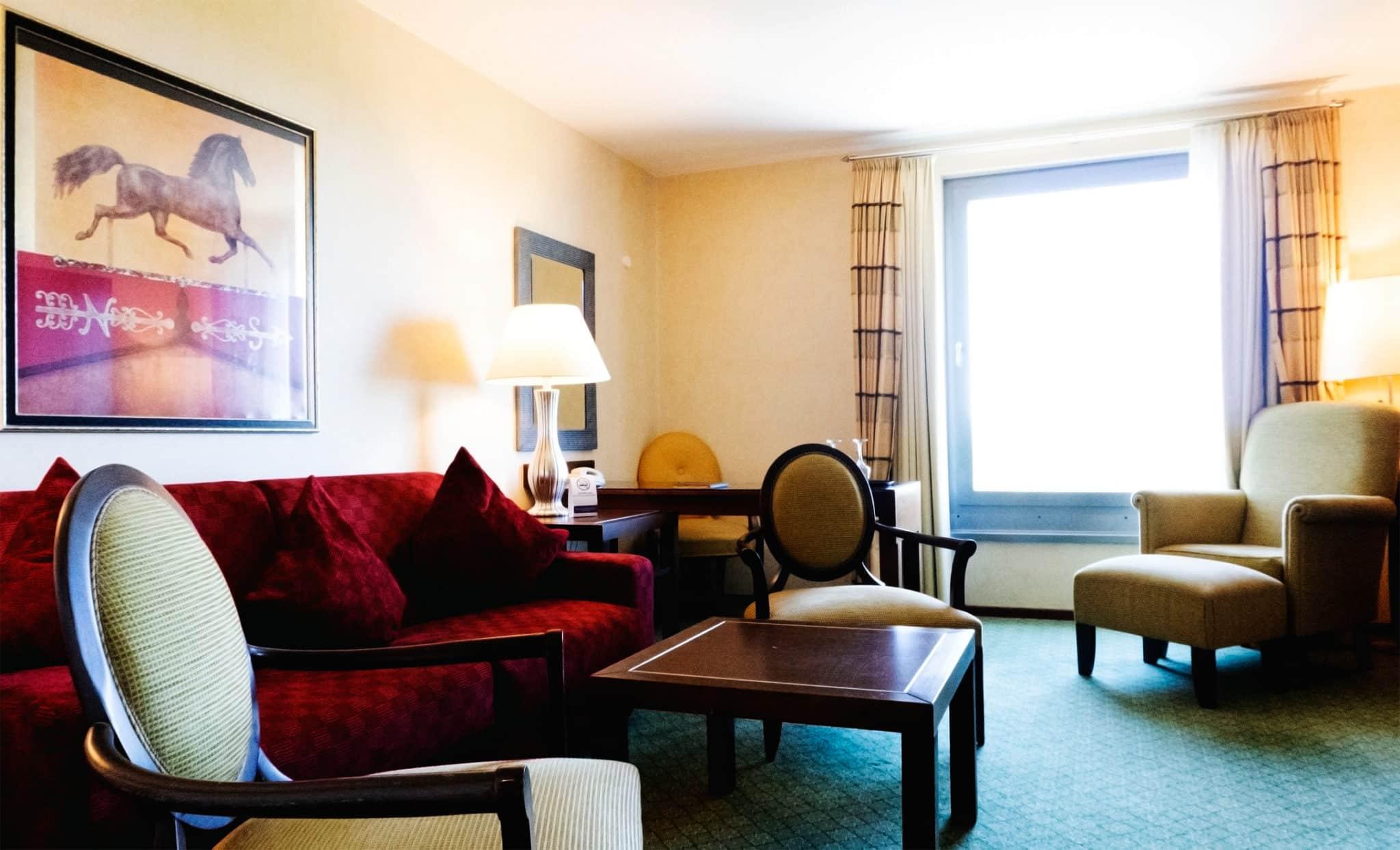 Suit room - stays Bochum Hotel
